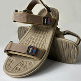 Mens Casual Outdoor Light Grey Sandals