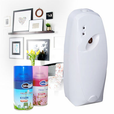 BLISS FRESH MATIC AIR FRESHENER WITH REFILL (AUTO SPRAY)