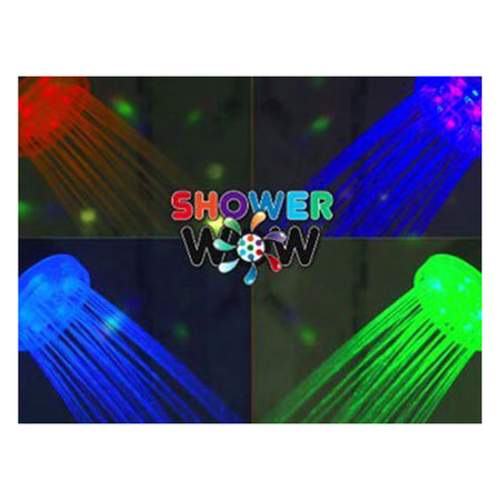 Rainbow LED Lights For Shower