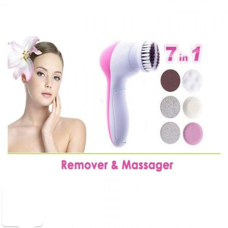 7 In 1 Callus Remover And Massager