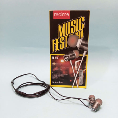 Metal Universal Stereo Hands Free
