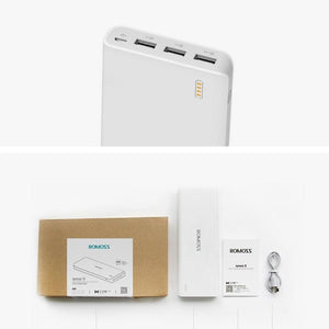 Romoss Sense 9 25000mah Power Bank For Smart Phones