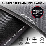4 Sheets Car Sound Proofing Deadening Insulation