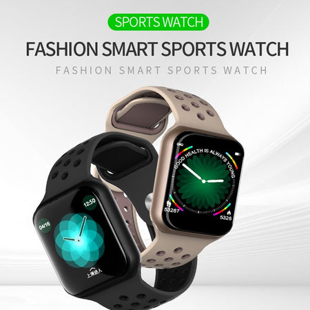 F8 Waterproof Sport Fitness Smart Watch