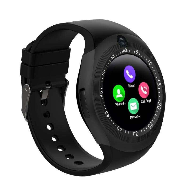 Y1 Smart Watch iOS and Android With Camera