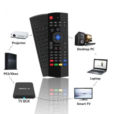 Air Mouse MX3 For Android And Smart TV