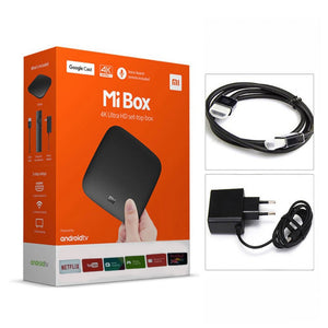 Android Smart Tv Box - Xiaomi Mi Box S