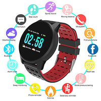 KY108 Fitness Bracelet Heart Rate Monitor