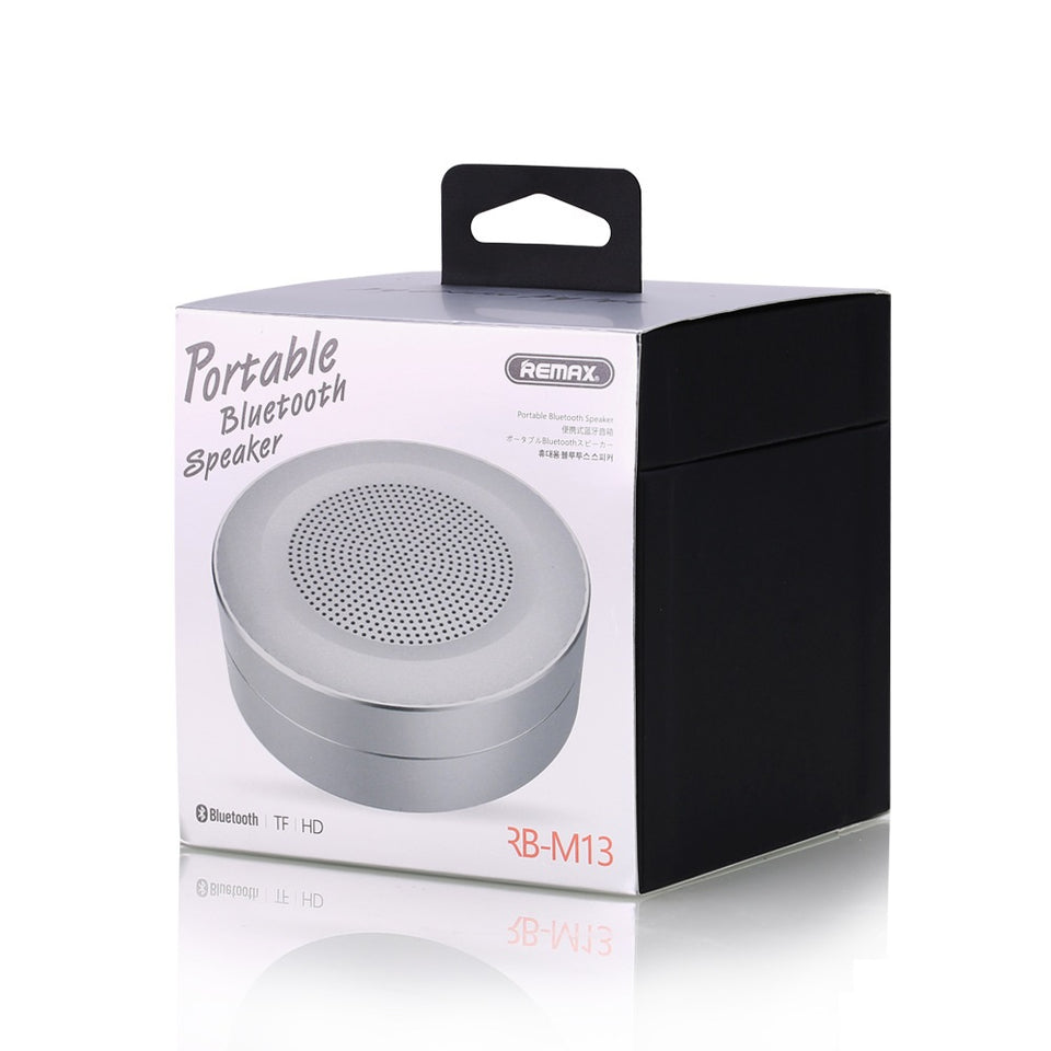 Remax Bluetooth Speaker RBM13