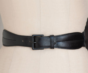 Vintage Azzedine Alaia Leather Belt
