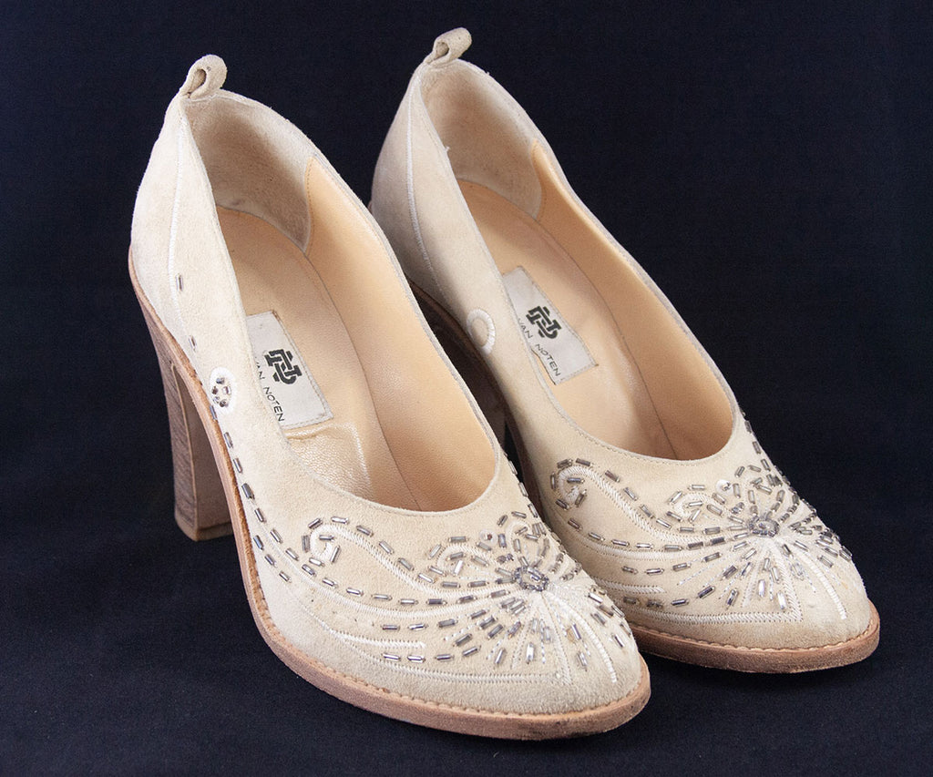 Vintage Dries Van Noten Pumps/Court Shoes
