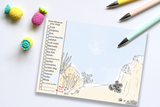 Under the Sea Imagination Drawing Pad