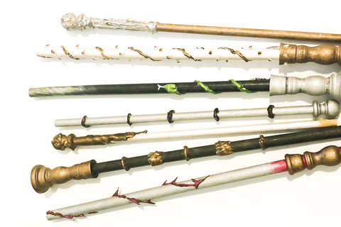 Make Your Own Wizard Wand!
