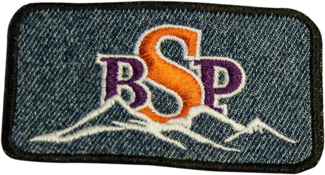 BSP Logo Patches