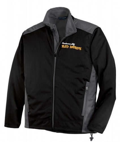 Backcountry Sled Patriots Two-tone Softshell Jacket