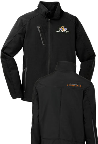 Backcountry Sled Patriots Soft Shell Jacket