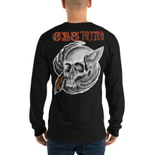 Load image into Gallery viewer, Graffiti Logo Long sleeve t-shirt