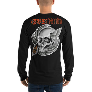 Graffiti Logo Long sleeve t-shirt