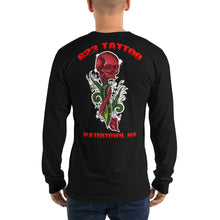 Load image into Gallery viewer, Unisex Predator Logo Long sleeve t-shirt