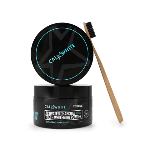 The Evenly Product Shop - Cali White - Teeth Whitening Powder
