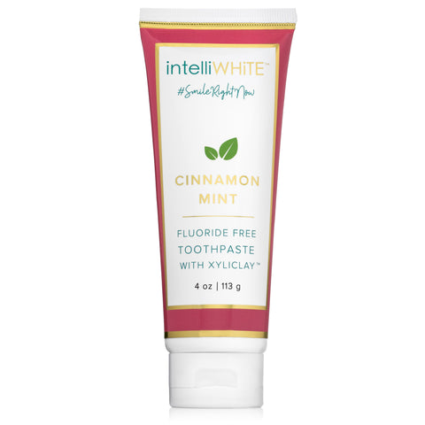 The Evenly Product Shop - IntelliWHiTE - Cinnamon Mint Natural Toothpaste