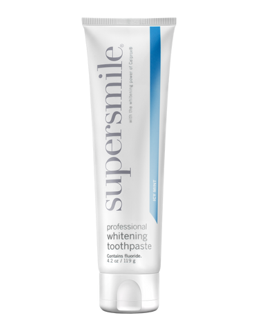 Image of Professional Whitening Toothpaste Icy Mint (4.2 oz)