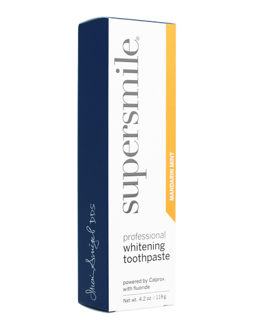 Professional Whitening Toothpaste Mandarin Mint