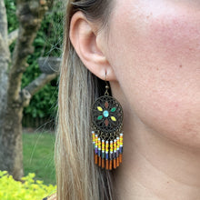 Load image into Gallery viewer, Colorful Bohemian Dangle Drop Earrings for Women - The Gem Cutter