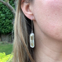 Load image into Gallery viewer, Arrow Plate Dangling Bohemian Earrings - The Gem Cutter
