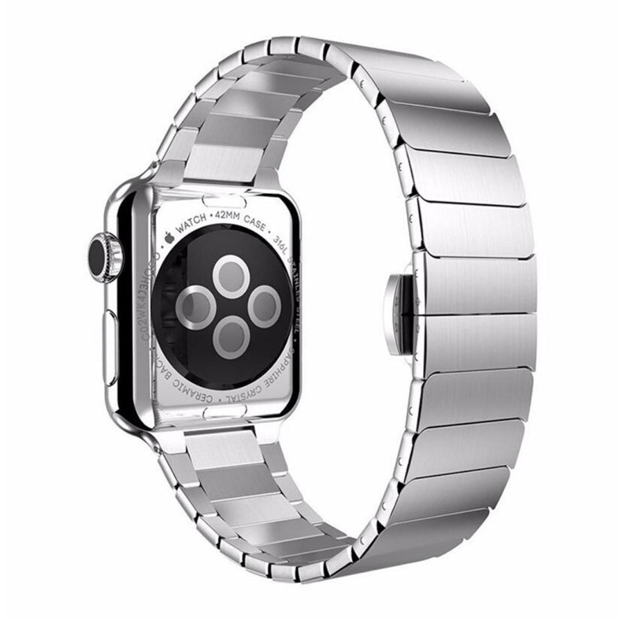 316L Stainless Steel Link Apple Watch Bands
