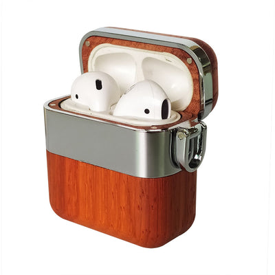 Wooden Case for airpods 1/2