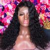 Customized Virgin Brazilian Hair 13*6 Lace Front Wigs Invisible Lace With Natural Looking Fake Scalp For African American