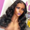Luxury Body Wave Human Hair Lace Front Wigs Full End Remy Hair Wigs With Natural Looking Hairline