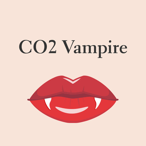 CO2 Vampire Treatment