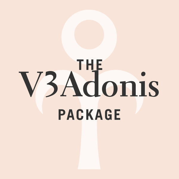 The V3 Adonis Package ~ New!
