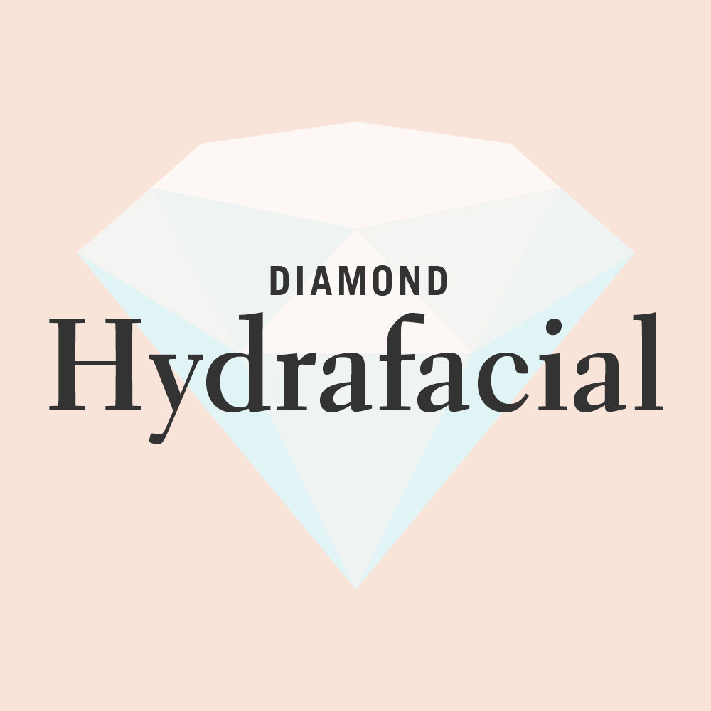 Diamond Hydrafacial