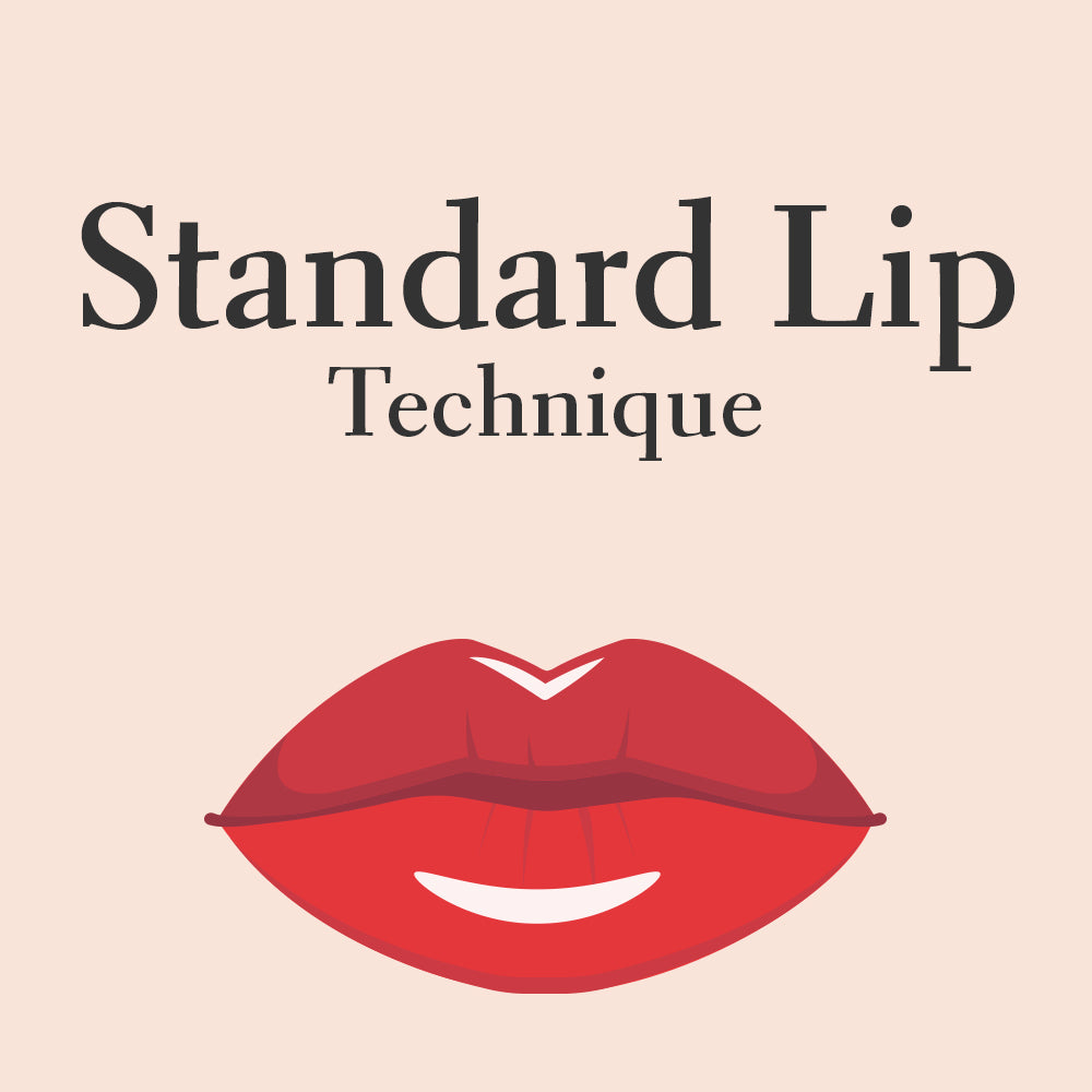 1mL Standard Lip Technique