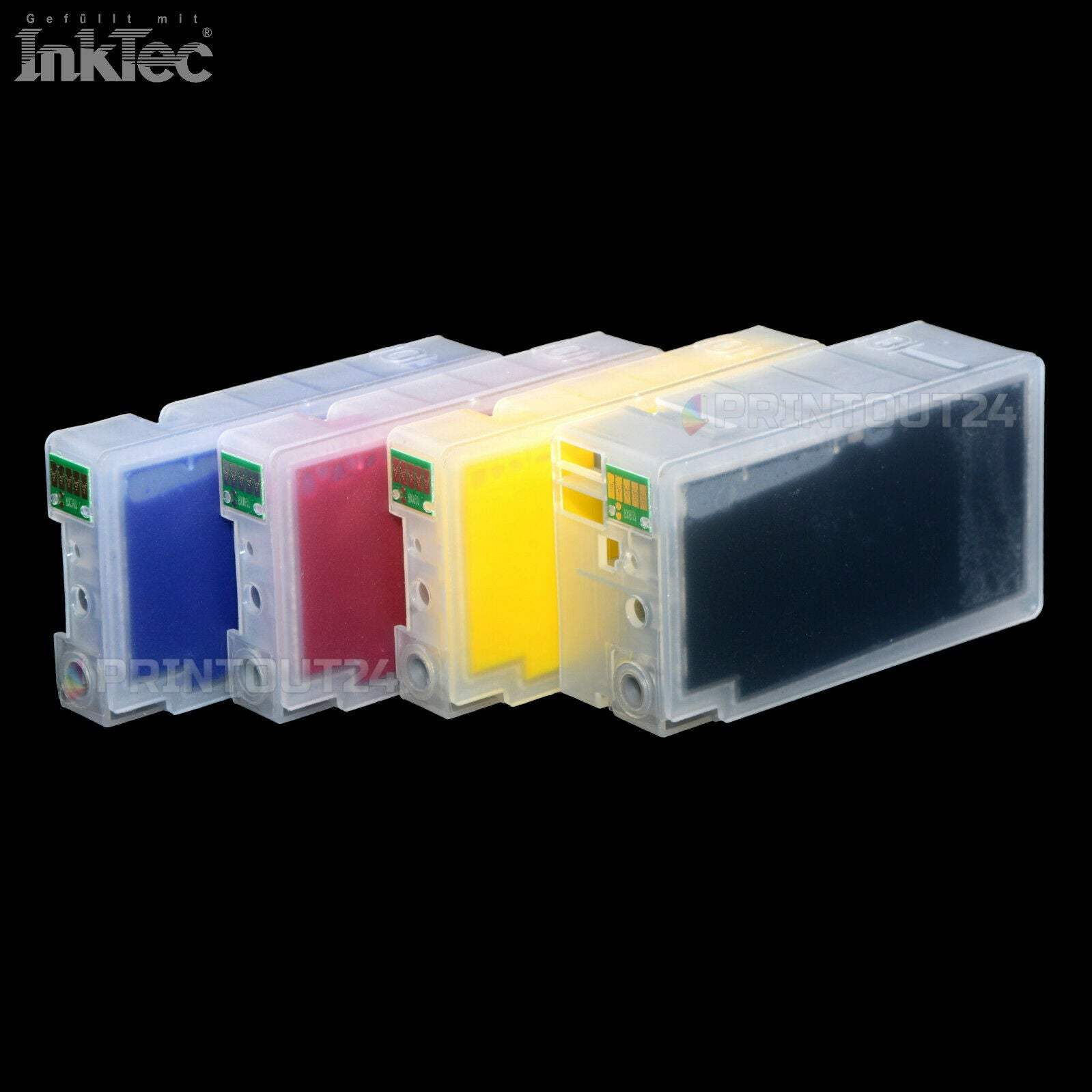 CISS InkTec Tinte ink für Canon Maxify MB2050 MB2150 MB2155 MB2350 MB2750 MB2755