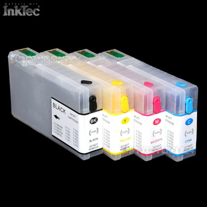 mini CISS InkTec® Tinte ink für Epson WP-4025DW WP-4525DNF WP-4535DWF NON OEM