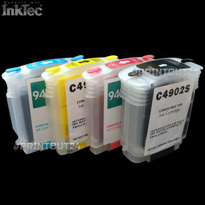 mini CISS quick fill refill für HP 940 BLACK YELLOW MAGENTA CYAN cartridge