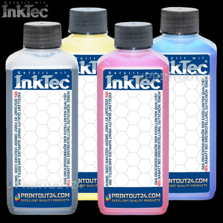 0,4L InkTec SUBLIMATION Tinte ink DCP 295CN 297CN 365CN 373CW 375CW 377CW 383C