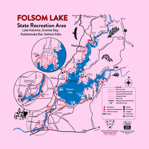 Folsom State Recreation Area