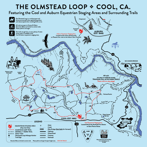 The Olmstead Loop