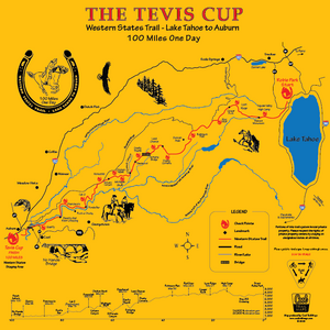 Tevis Cup - Western States Trail