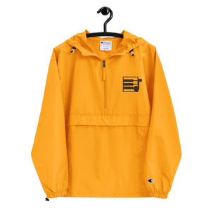 Elite Musician Tools Logo Embroidered Champion Packable Jacket - Elite Musician Tools
