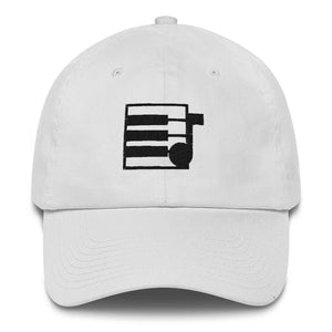 Elite Musician Tools Logo 3D Puff Embroidered Cotton Cap - Elite Musician Tools