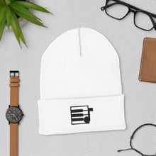 Load image into Gallery viewer, Elite Musician Tools Logo Cuffed Beanie - Elite Musician Tools