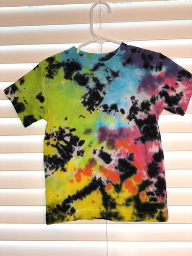 Youth Neon & Black T-shirt