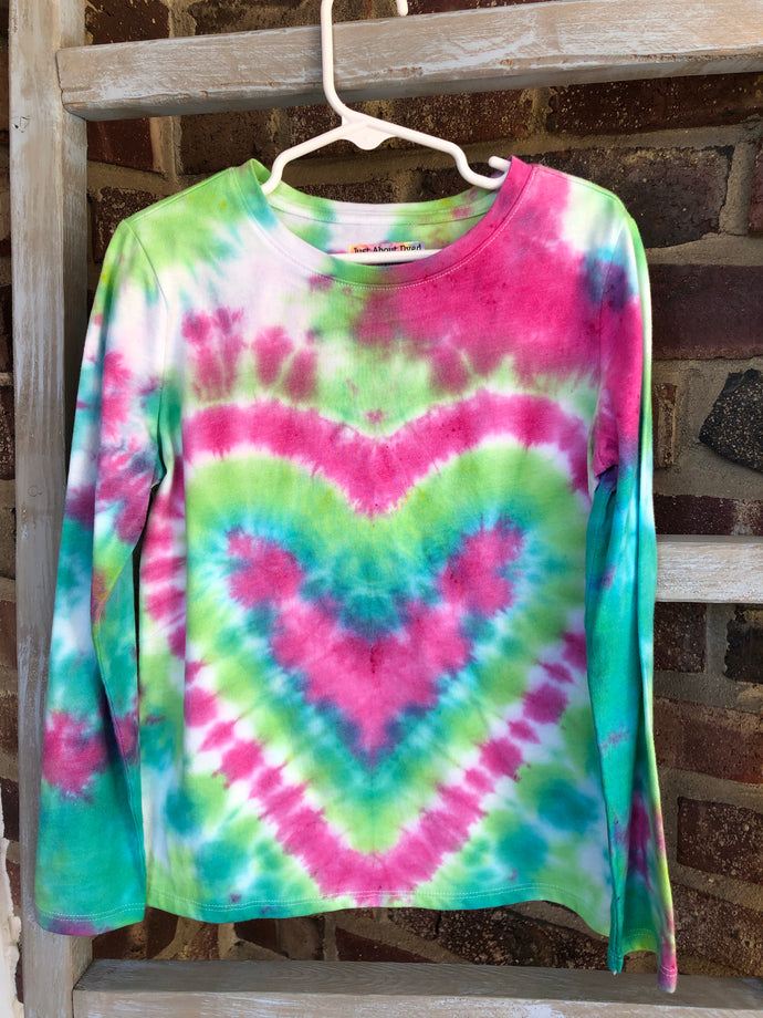 Long Sleeve Heart T