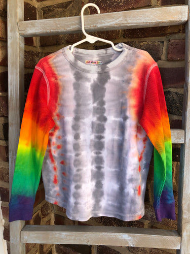 Long Rainbow Sleeve Thermal